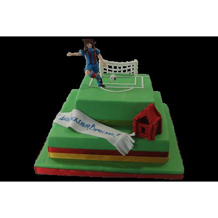 Торт Футболист №525