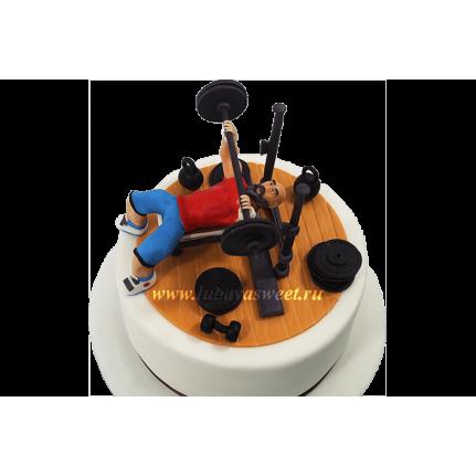 Торт для спортсмена №614