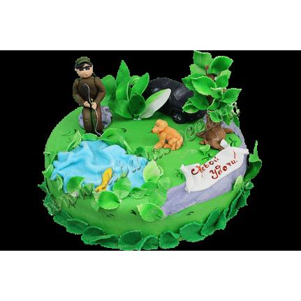 Торт для охотника №129