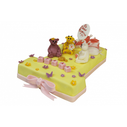 Торт Для малышей №318