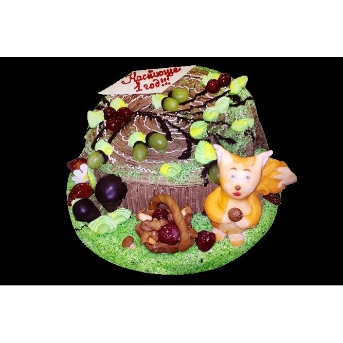 Торт Лесное чудо №353
