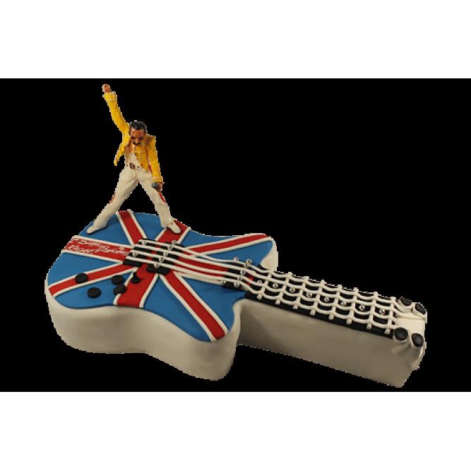 Торт Freddie Mercury №538