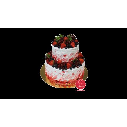 Торт Плодово-ягодный №1047
