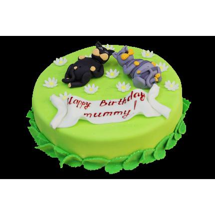 Торт Сытая жизнь №420