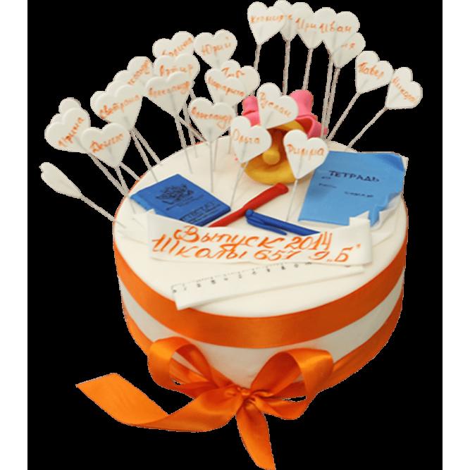 Торт на выпускной №385