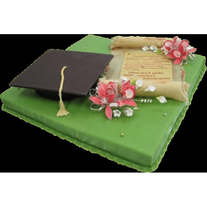 Торт Выпускной из школы №589