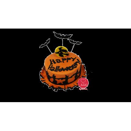 Торт Хеллоуин №902