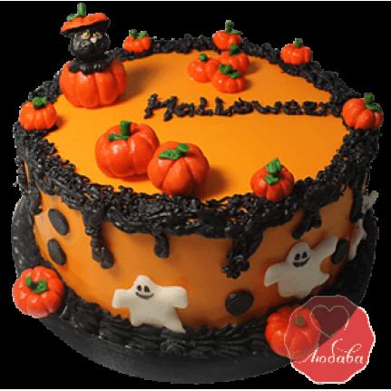 Торт Хэллоуин №526