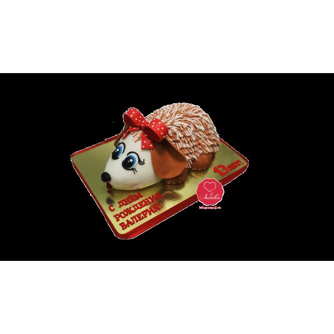 Торт Ежик №1010