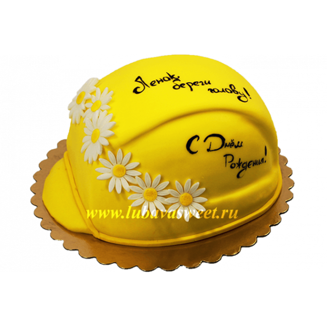 Торт Каска №692