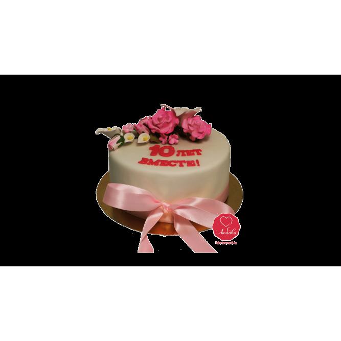 Торт Праздничный букет №1071