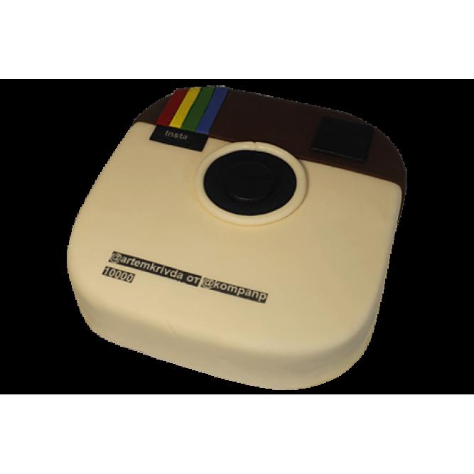 Торт Instagram №436