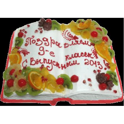 Торт Выпуск 9 класс №585