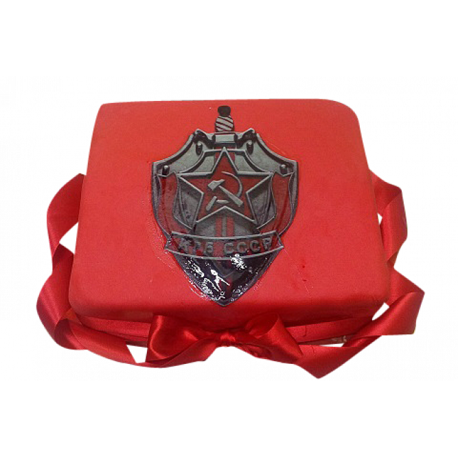 Торт КГБ №279