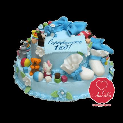 Торт Детские игрушки №752