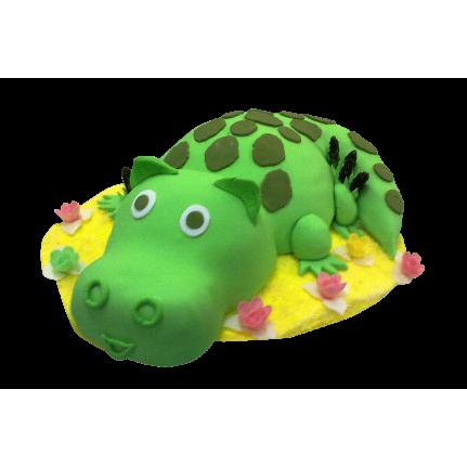 Торт Крокодил №346