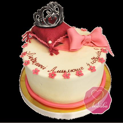 Торт Корона №342