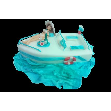 Торт Отдых на море №374