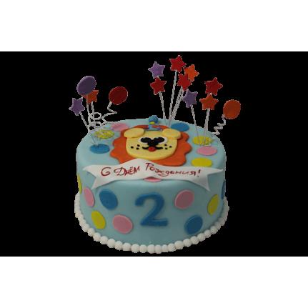 Торт со Львенком №454