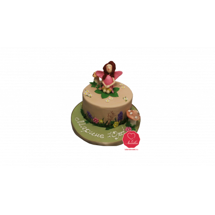 Торт Маленькая фея №910