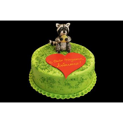 Торт Крошка енот №348