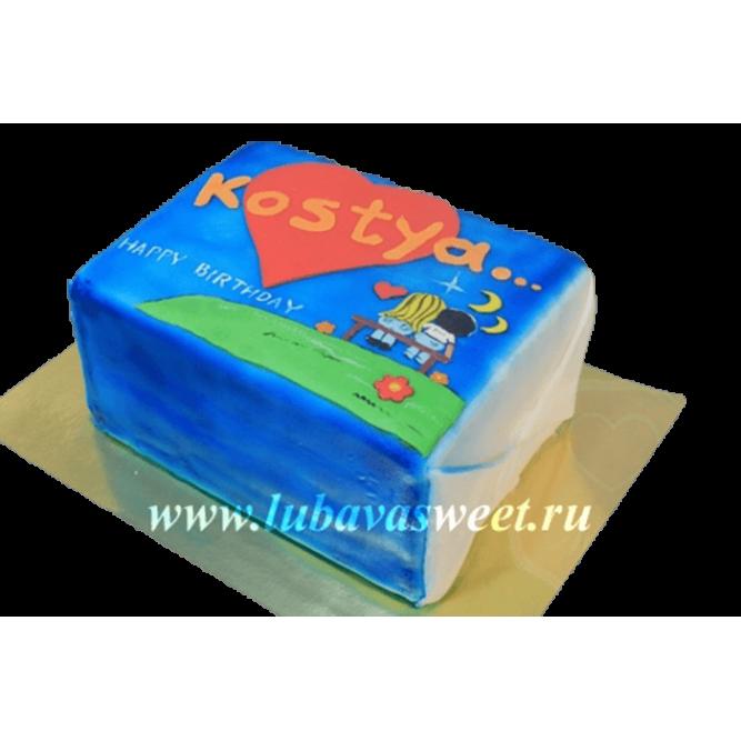 Торт Love is жевательная резинка №270