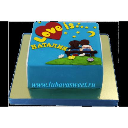 Торт Love is №630