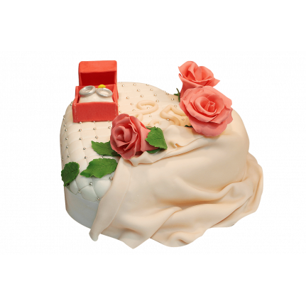 Торт История любви №336