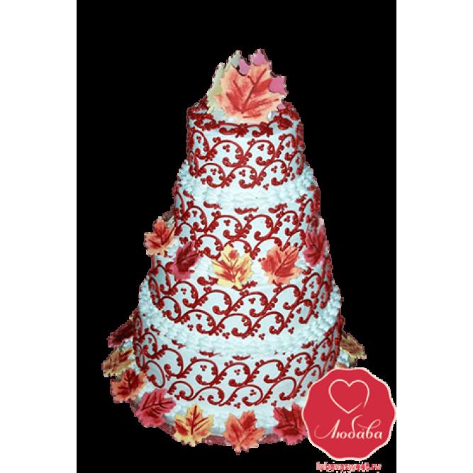 Торт Кленовый лист №783