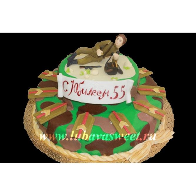 Торт военный №193