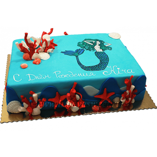 Торт Морской №695