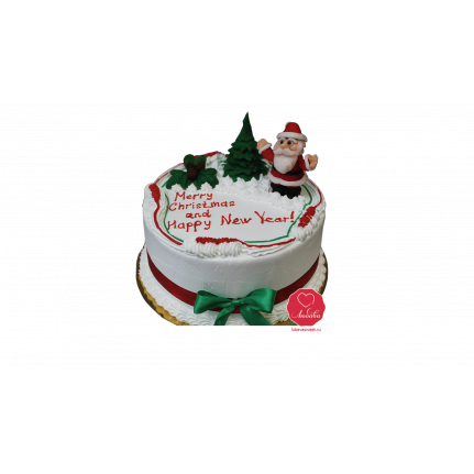 Торт Новогодне-Рождественный №1101