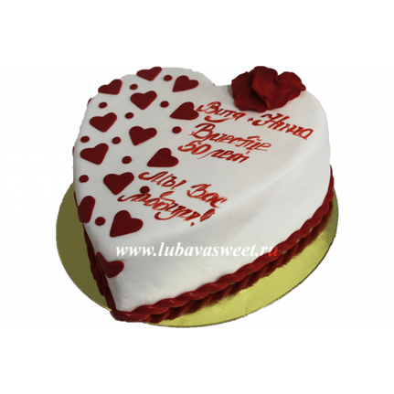Торт на годовщину №639