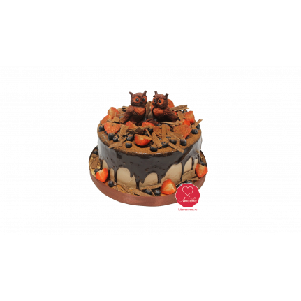 Торт Совиное гнездо №1019