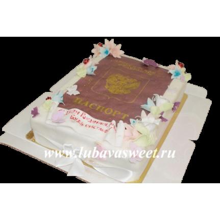 Торт паспорт №211