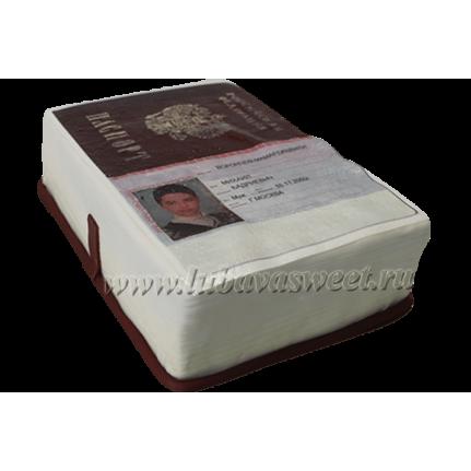 Торт Паспорт, страничка с фото №505