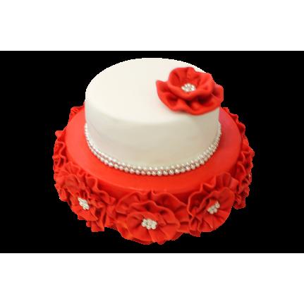 Торт Жемчужное ожерелье №325