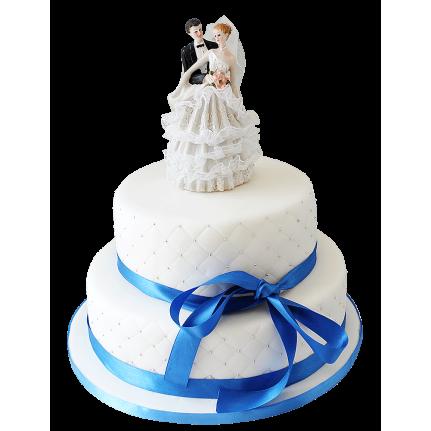 Торт свадебный Идеальная пара №333