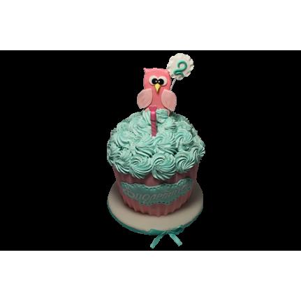 Торт Розовая сова №482