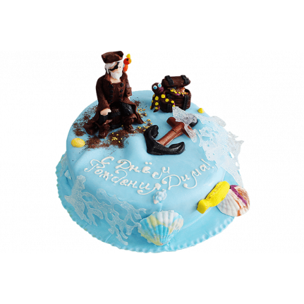 Торт Пират №210