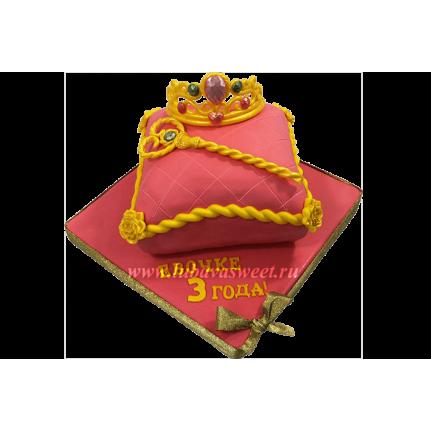 Торт королевская атрибутика №597