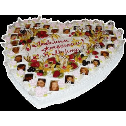 Торт Школьные фотографии №582