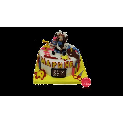 Торт Школьный №969