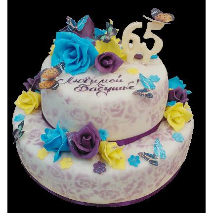 Торт От всей души №373