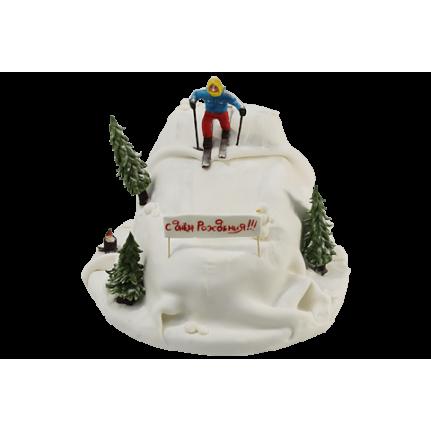 Торт Лыжник №552