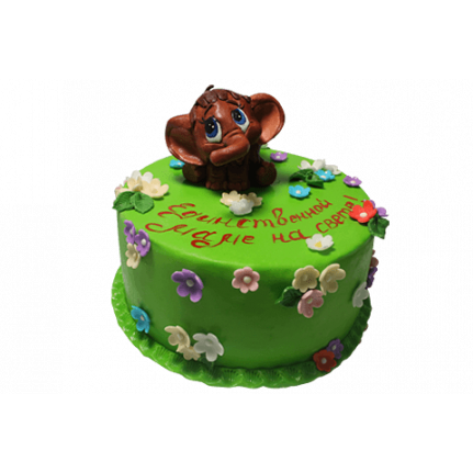 Торт Слоненок №490