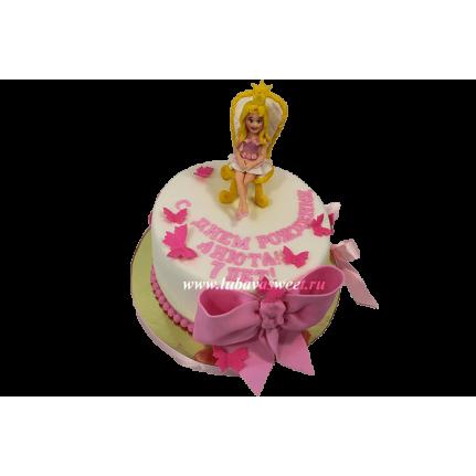Торт Маленькая принцесса №635