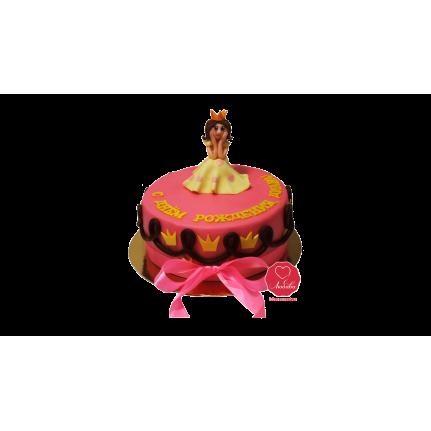 Торт Маленькая принцесса №1068