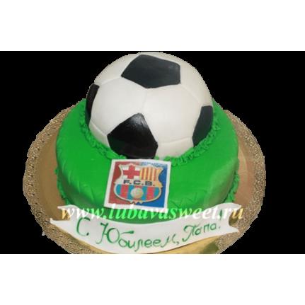Торт Футбольный мяч №264