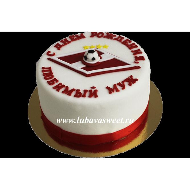Торт Спартак №684